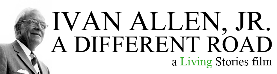 Ivan Allen, Jr. – A Different Road documentary atlanta mayor 1960's living stories john duke david hughes duke